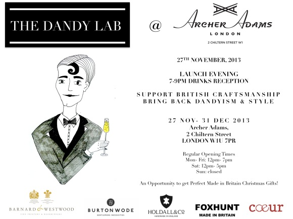 The Dandy Lab- Save British Craftsmanship!