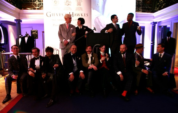 'I am Dandy: The Return of the Elegant Gentleman' BOOK LAUNCH IN LONDON
