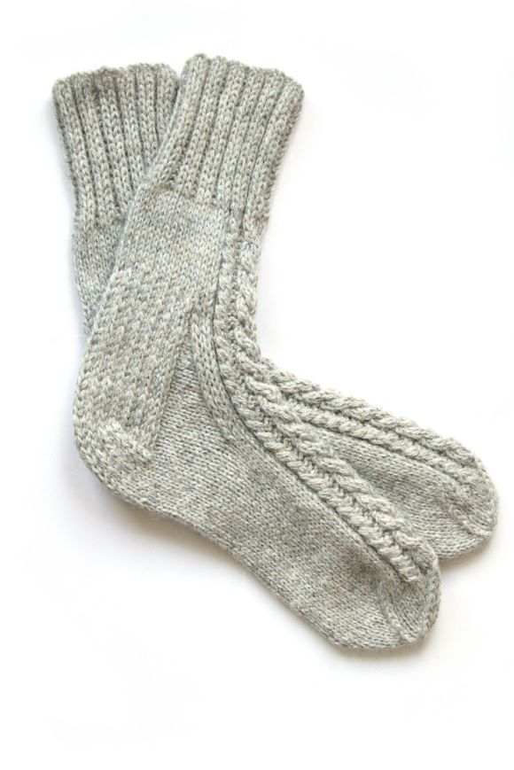 Handknited Chunky Socks